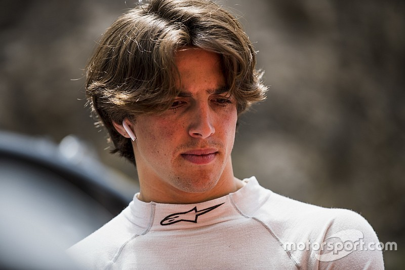 Merhi returns to Formula 2 with Campos