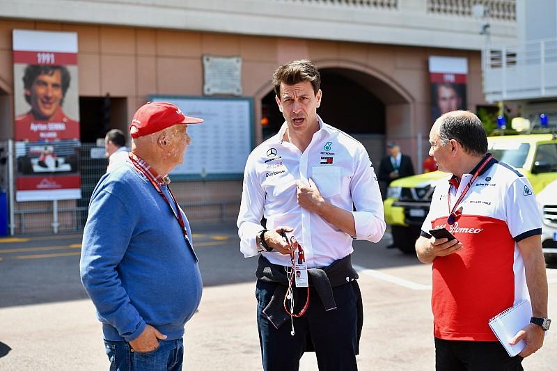 """Wolff cree que el modelo de ingresos en F1 es """"insostenible"""""""
