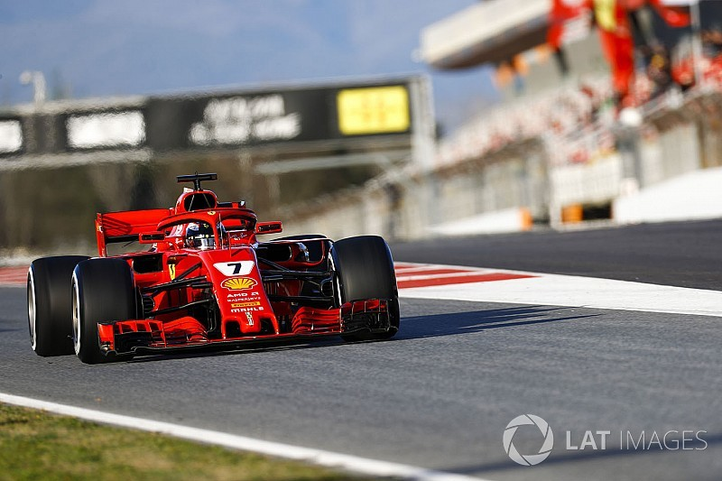 Raikkonen: Ferrari could have gone faster still