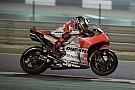 """MotoGP Lorenzo: """"Me tiré de la moto para no estrellarme contra el muro"""""""