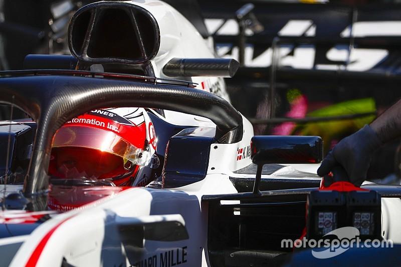 Magnussen : Les pilotes sont