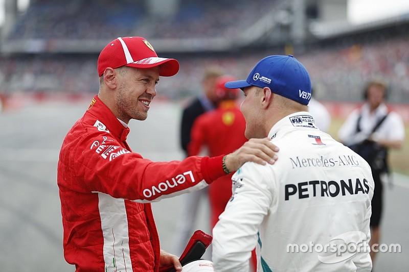 Vettel in pole in Germania: è ufficialmente chiusa l'era del