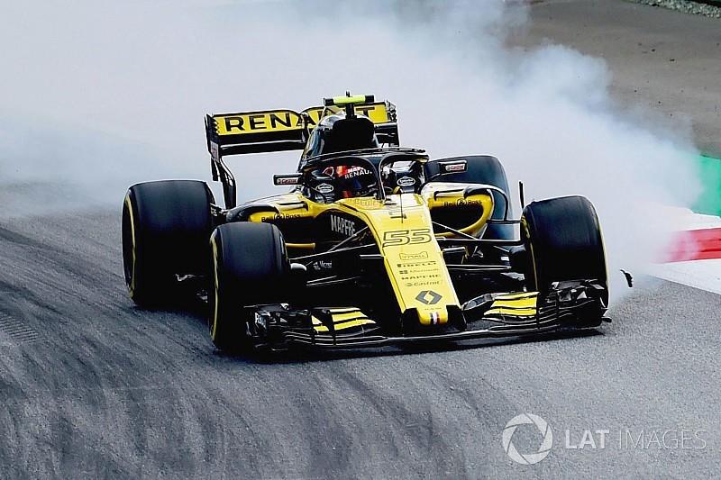 Sainz diz que bolhas tornaram Renault um carro