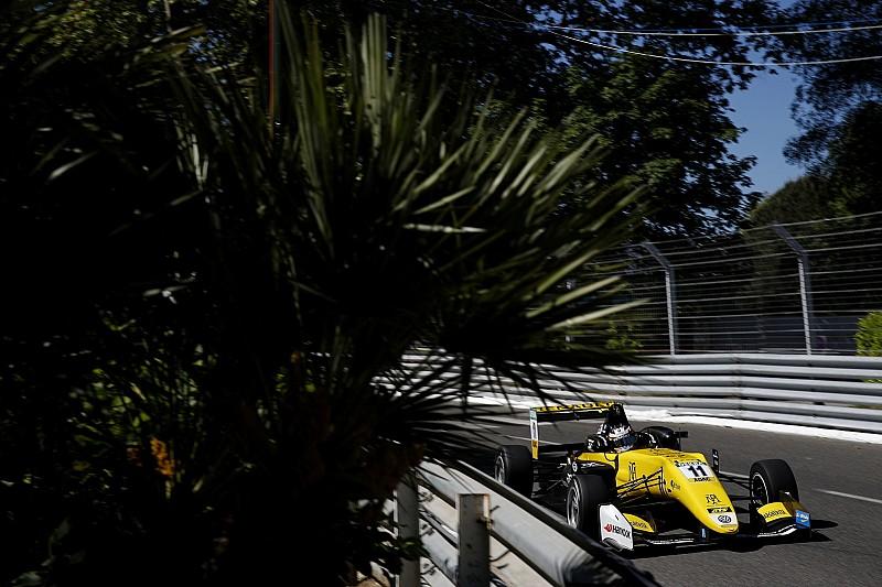 Євро Ф3 у По: Фенестраз здобув першу перемогу попри зіткнення