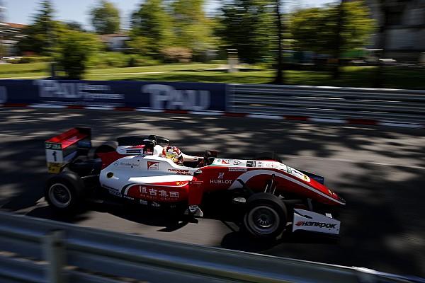 F3 Europe Pau F3: Ferrari junior Zhou takes first win in 2018 opener