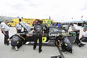 NASCAR Cup Breaking news NASCAR growing increasingly frustrated with inspection failures