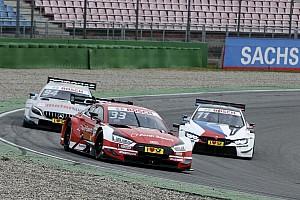 DTM Testbericht DTM-Testabschluss in Hockenheim: Audi vorn, Bestzeit bleibt bei BMW