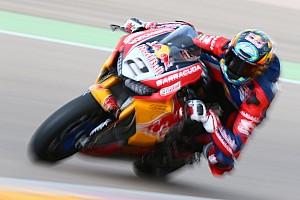 WSBK Ultime notizie Tegola Honda: Leon Camier non correrà il GP di Assen