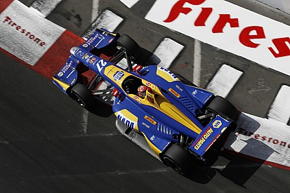 Alexander Rossi domina a Long Beach e si prende la leadership