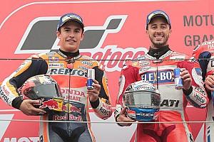 MotoGP Résultats Championnat - Dovizioso revient à 11 points de Márquez