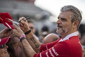 Fórmula 1 Entrevista Arrivabene: