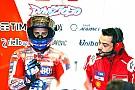 MotoGP Start ke-11, Dovizioso: Ini konsekuensi kecelakaan FP4