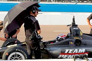 IndyCar Nieuws IndyCar test waarschijnlijk in februari met cockpitbescherming
