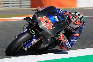 MotoGP Reporte de pruebas Viñales, el más rápido el primer día de test en Valencia