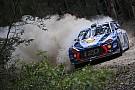 WRC Mikkelsen pierde el liderato de Australia el sábado por la mañana