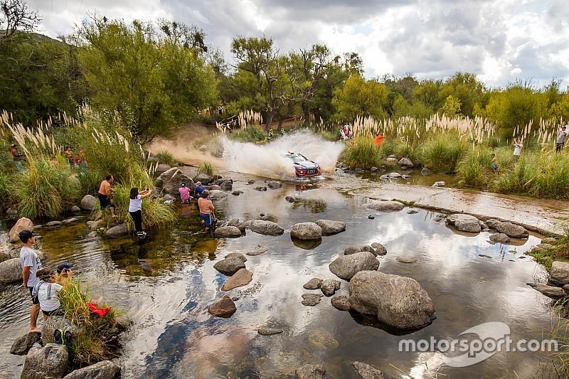 Galería: las fotos más espectaculares del Rally de Argentina 2018