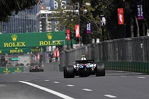 Формула 1 Прямой эфир Онлайн Гран При Азербайджана: вторая тренировка