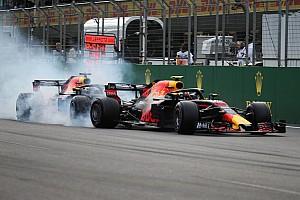 Ріккардо пішов із Red Bull через дії команди після його зіткнення з Ферстаппеном