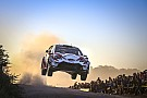 Argentina WRC: Tanak opens up lead after Mikkelsen puncture