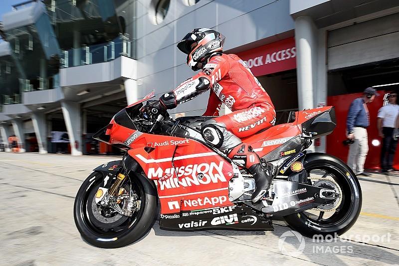 Galería: los tres días de test de MotoGP en Sepang