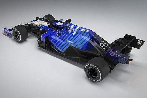 Todos los detalles del sorprendente Williams FW43B de 2021