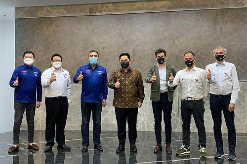 La MotoGP punta a fare un test in Indonesia nel 2021