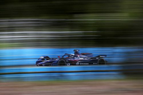 Rome E-Prix: Cassidy takes maiden Formula E pole in wet qualifying