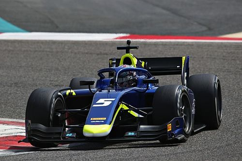 Ticktum tops opening morning of Bahrain F2 test