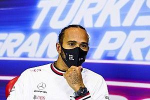 F1: Wolff diz que renovação de Hamilton é iminente, mas descarta contrato de três anos