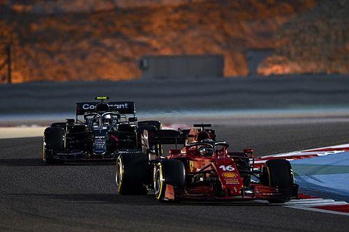 """Leclerc: """"Ayrıntıların önemini Vettel'den öğrendim"""""""