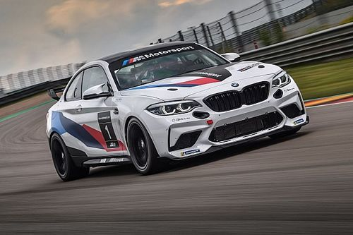 BMW M2 CS Racing Cup Italy 2021: tutto pronto per il via