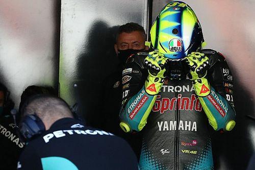 """Rossi """"aggódik"""" a formája miatt – a doktor csak a 17. helyen végzett"""