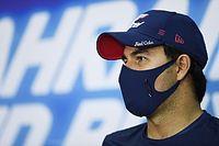 F1: prima giornata in Red Bull per Sergio Perez