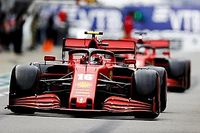 Ferrari rubbishes talk of F1 cars not being identical