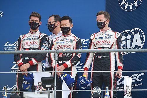 Le Mans: Toyota no tiene palabras para consolar a los pilotos del #7