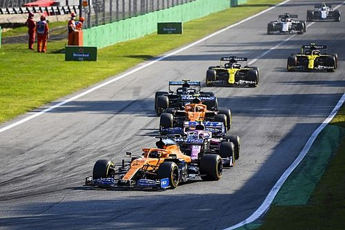 "McLaren was ""second strongest force"" in Italian GP – Seidl"