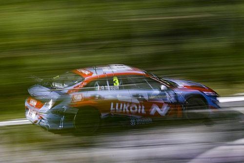 """Altro podio per Tarquini: """"Grande prova con una Hyundai pesante"""""""