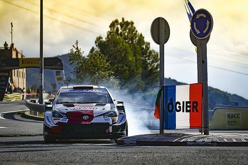 Shakedown - Ogier et Evans en deux dixièmes, les Hyundai au contact