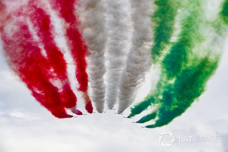 GALERI: Suasana dan aksi balapan GP Italia