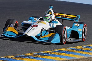 "O'Ward targets ""wins and podiums"" in IndyCar rookie season"