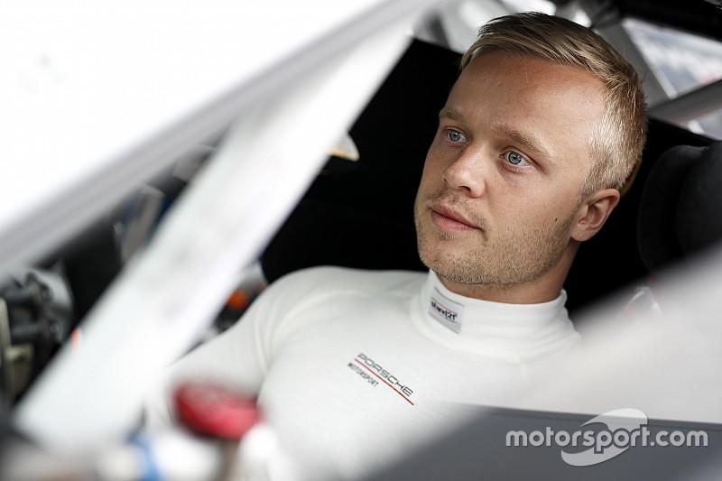 Rosenqvist confirmed as Dixon's teammate at Ganassi