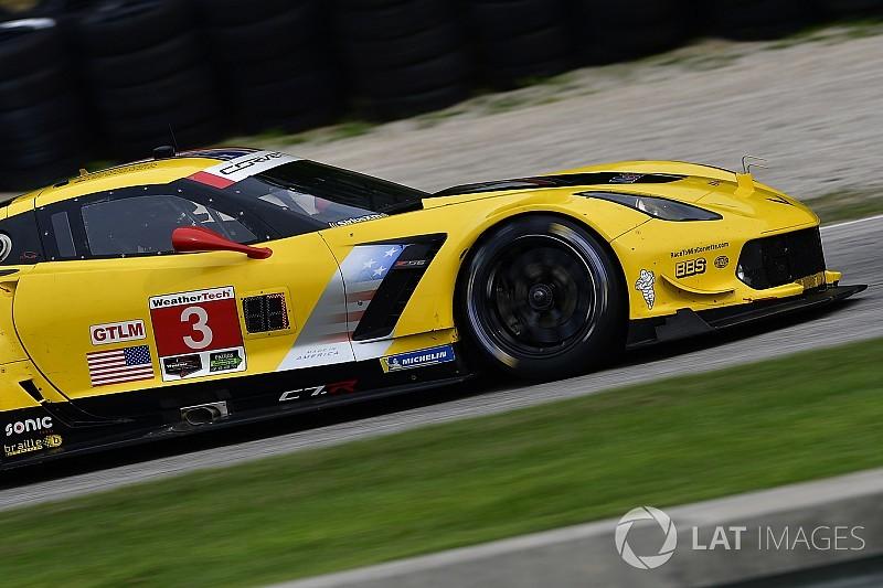 VIR IMSA: Garcia leads second practice for Corvette