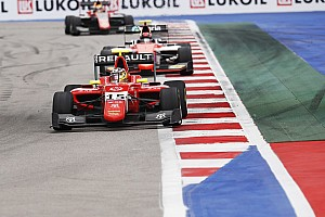 Fenestraz, satisfecho por lo aprendido en su debut dentro de la GP3