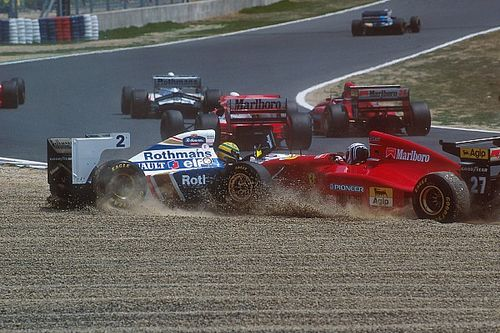 How Senna's early Pacific GP exit raised his Benetton suspicions