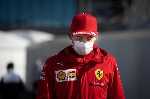Слухи: Леклер поругался с Бинотто на Гран При Италии