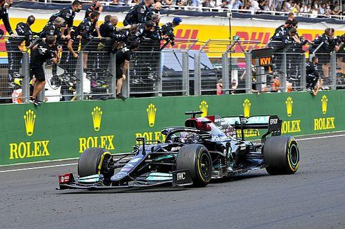 Championnat - Hamilton reprend les commandes avant la trêve