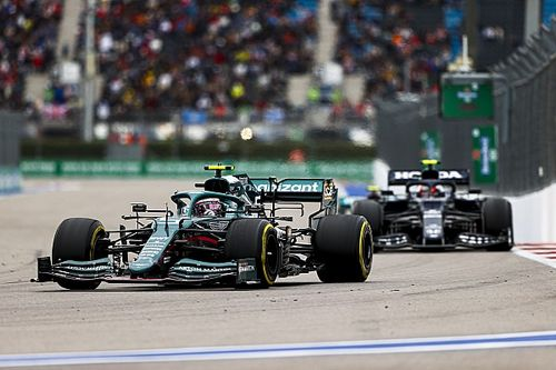 """F1 - Vettel: Batida com Stroll não passa de """"mal-entendido"""""""