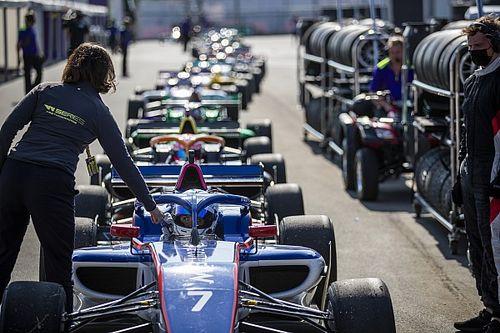 W Series: 8 pilotos se clasificarán automáticamente para 2022