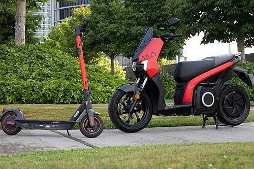 Descubre SEAT MÓ y la nueva movilidad eléctrica para la ciudad