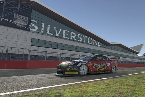 Supercars All Stars Eseries Round 2 schedule